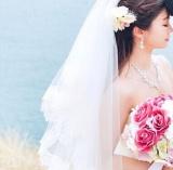 インスタグラムで結婚を報告した野田あず沙(写真許諾済み)