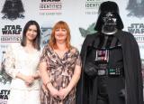 世界巡回展『STAR WARS Identities: The Exhibition』のトークセッションに参加した(左から)市川紗椰、レイラ・フレンチ氏 (C)ORICON NewS inc.