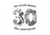 THE YELLOW MONKEY結成30周年ロゴ
