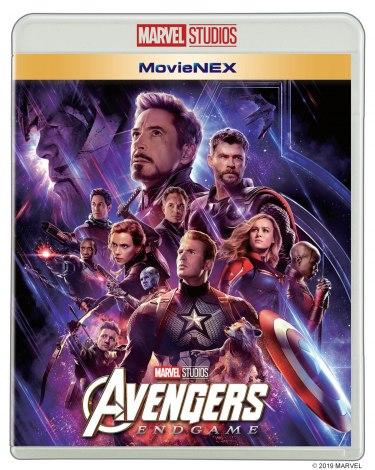 全世界興収1位を獲得した映画『アベンジャーズ/エンドゲーム』MovieNEXは9月4日発売(初回限定でブルーレイボーナス・ディスク付き)