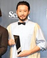 第1回『HIGEMEN AWARDS 2019』の表彰式に出席した田臥勇太選手 (C)ORICON NewS inc.