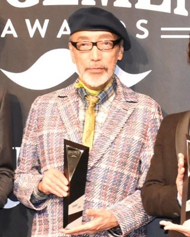 第1回『HIGEMEN AWARDS 2019』の表彰式に出席したテリー伊藤 (C)ORICON NewS inc.