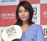 元『ZIP!』レギュラー・速水もこみちの結婚を祝福した川島海荷 (C)ORICON NewS inc.