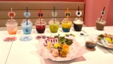 2.5次元ショーレストラン『美少女戦士セーラームーン-SHINING MOON TOKYO-』メニュー (C)ORICON NewS inc.