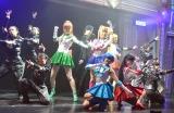 2.5次元ショーレストラン『美少女戦士セーラームーン-SHINING MOON TOKYO-』先行メディア発表会の模様 (C)ORICON NewS inc.