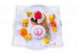 HINING MOON TOKYOパンケーキ(ディナーメニュー)(C)Naoko Takeuchi (C)武内直子・PNP/美少女戦士セーラームーン-SHINING MOON TOKYO-