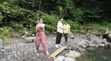 CS「テレ朝チャンネル1」の番組今泉佑唯『今泉佑唯のもっともっとオトナ女子〜20歳のうちにしておきたいこと』(8月23日放送)ニジマス釣りにも初挑戦