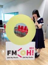 大阪・FM OH!では4つの番組収録を行った