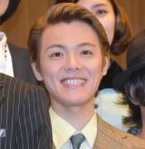 SixTONES & Snow ManのCDデビューを祝福した関西ジャニーズJr.・室龍太 (C)ORICON NewS inc.
