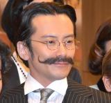 舞台『オリエント急行殺人事件』囲み取材に出席した小西遼生 (C)ORICON NewS inc.
