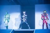 『仮面ライダー×スーパー戦隊 Wヒーロー夏祭り2019』「仮面ライダースーパーステージ」(C)石森プロ・テレビ朝日・ADK・東映AG・東映