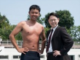 北島康介氏が『いだてん』に出演(C)NHK