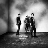 KAT-TUNのアルバム『IGNITE』が、デビューから11作連続1位