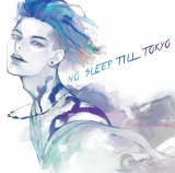 MIYAVIニューアルバム『NO SLEEP TILL TOKYO』通常盤ジャケット