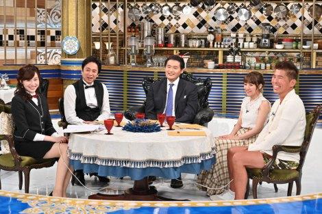 10日放送の『人生最高レストラン』(C)TBS