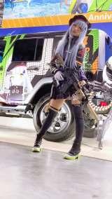 【コミケ96】にサプライズ登場した椎名ひかり、スマホゲーム「ドールズフロントライン」のコスプレで参加