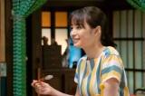 第115回より。結婚後も東洋動画で働き続けるなつ(広瀬すず)(C)NHK