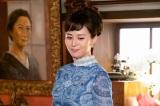 連続テレビ小説『なつぞら』第20週・第116回より。結婚して、咲太郎(岡田将生)の事務所を手伝うつもりだという光子(比嘉愛未)(C)NHK