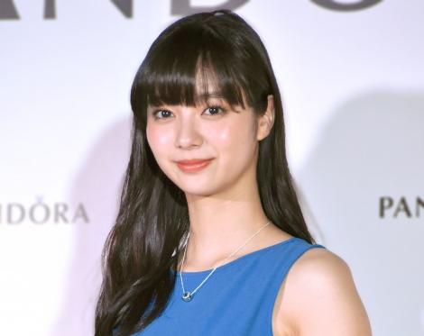 サムネイル 結婚することを報告した新川優愛 (C)ORICON NewS inc.
