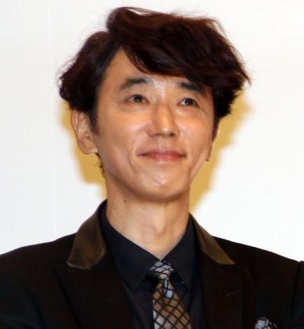 『ONE PIECE STAMPEDE』舞台あいさつに出席したユースケ・サンタマリア (C)ORICON NewS inc.