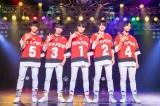 初のワンマンライブを成功させたHi☆Five(左から)野口友輔、大谷悠哉、林拓磨、加藤大悟、大友海