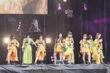 『ROCK IN JAPAN FESTIVAL 2019』最大のGRASS STAGEのトップバッターを務めたモーニング娘。'19