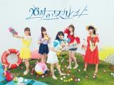 5人組女性アイドルグループ・26時のマスカレイドがメジャーデビュー作で1位