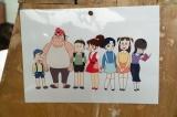 劇中アニメ『魔法少女アニー』のキャラクター画(C)NHK