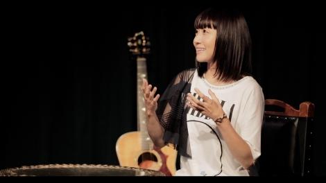 長い音楽活動を経て、創作の幅が広がったと語る矢井田瞳