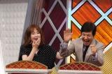 ゲストの関根勤(右)、YOU(左)(C)NHK