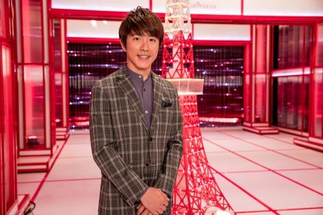 『SONGS OF TOKYO Festival 2019』で3年連続ホストを務める村上信五(C)NHK