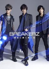 BREAKERZ20thシングル「闇夜に舞う青い鳥」初回限定盤B