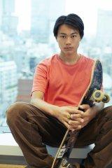 『オオカミちゃんには騙されない』Kaya【撮影/近藤誠司】 (C)ORICON NewS inc.