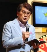 『サマージャンボ宝くじ抽せん会』に出席した山本哲也 (C)ORICON NewS inc.