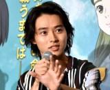 映画『二ノ国』の中高生限定スペシャルトークイベントに出席した山崎賢人 (C)ORICON NewS inc.