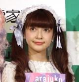 写真集『Harajuku Wonderland』発売記念お渡し会を開催した青木美沙子 (C)ORICON NewS inc.