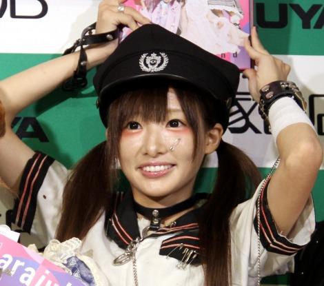 写真集『Harajuku Wonderland』発売記念お渡し会を開催した椎名ひかり (C)ORICON NewS inc.