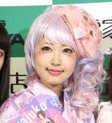 写真集『Harajuku Wonderland』発売記念お渡し会を開催した木村優 (C)ORICON NewS inc.