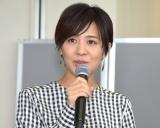 第1子となる女児を出産したフジテレビ・椿原慶子アナ (C)ORICON NewS inc.