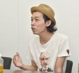 上田慎一郎監督 (C)ORICON NewS inc.