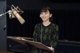 一人二役への挑戦の難しさを語った永野芽郁(C)2019 映画「二ノ国」製作委員会