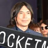 映画『ロケットマン』のジャパンプレミアブルーカーペットイベントに出席したふかわりょう (C)ORICON NewS inc.