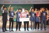 高校対抗全国eスポーツ大会『Coca-Cola STAGE:0 eSPORTS High-School Championship 2019』 の様子(C)ORICON NewS inc.