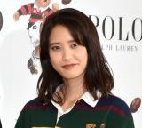ラグビーW杯へ尽力を誓った山崎紘菜 (C)ORICON NewS inc.