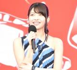 『eスポーツスターリーグ スターバトル チャンピオンシップ#3』に出席した金澤朋子 (C)ORICON NewS inc.