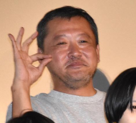 映画『イソップの思うツボ』の初日舞台あいさつに出席した川瀬陽太 (C)ORICON NewS inc.