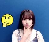 「#絵文字チャレンジ」に挑戦した日向坂46・松田好花(画像は写真集公式ツイッターより)