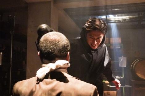 『ボイス 110緊急指令室』第7話に出演する伊勢谷友介 (C)日本テレビ