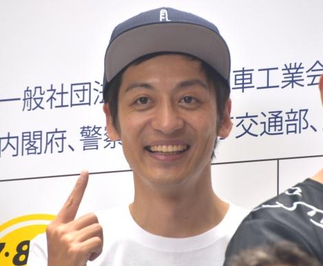 『8月19日はバイクの日 HAVE A BIKE DAY』に出席したとろサーモン・村田秀亮 (C)ORICON NewS inc.