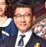 所信表明演説でユーモアたっぷりに作品をアピールした中井貴一 (C)ORICON NewS inc.